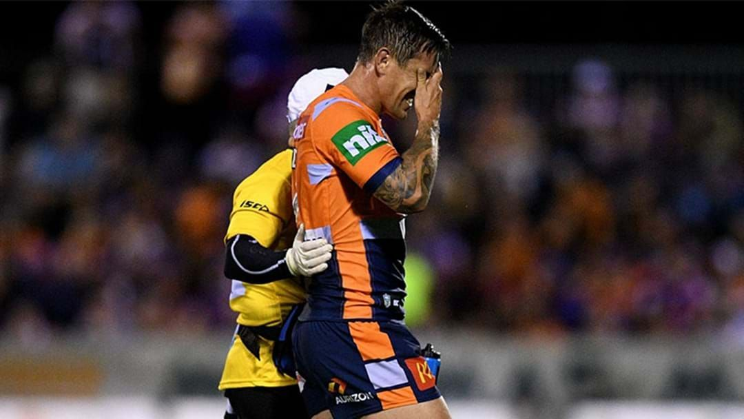 Article heading image for Gordie And Kenty's Bold Statement About The Knights After Mitchell Pearce Injury