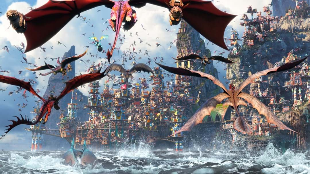 Article heading image for How To Train Your Dragon's Magical Hidden World Is Popping Up In Sydney