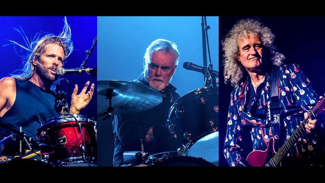 Article heading image for LISTEN | Brian May, Roger Taylor And Taylor Hawkins Have Reworked A Dennis Wilson Song From 1977