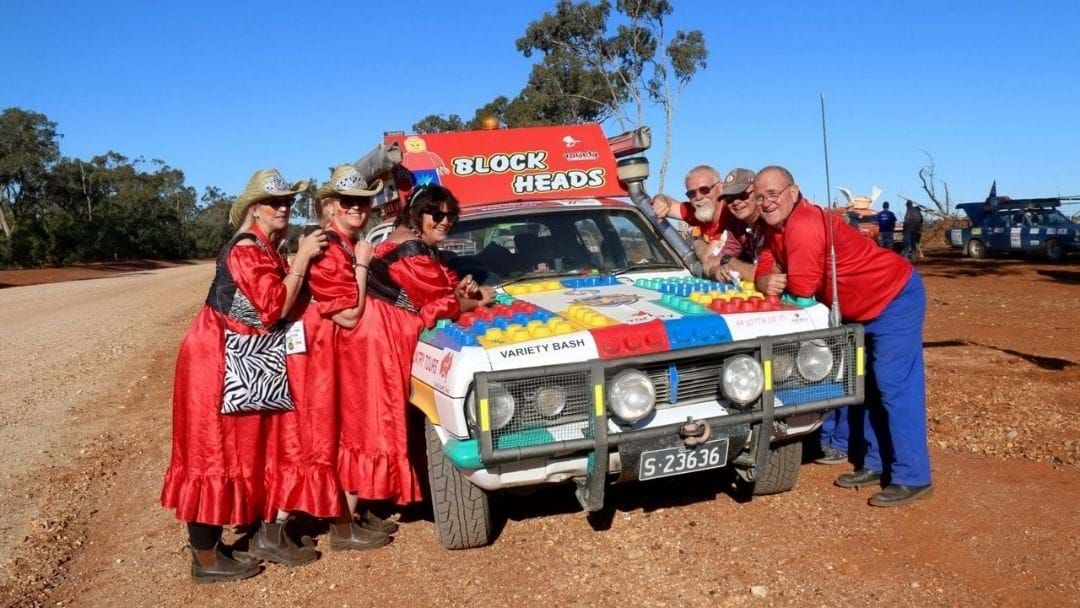 Article heading image for Variety Bash To Roll Into Town To Give Aussie Kids A Fair Go