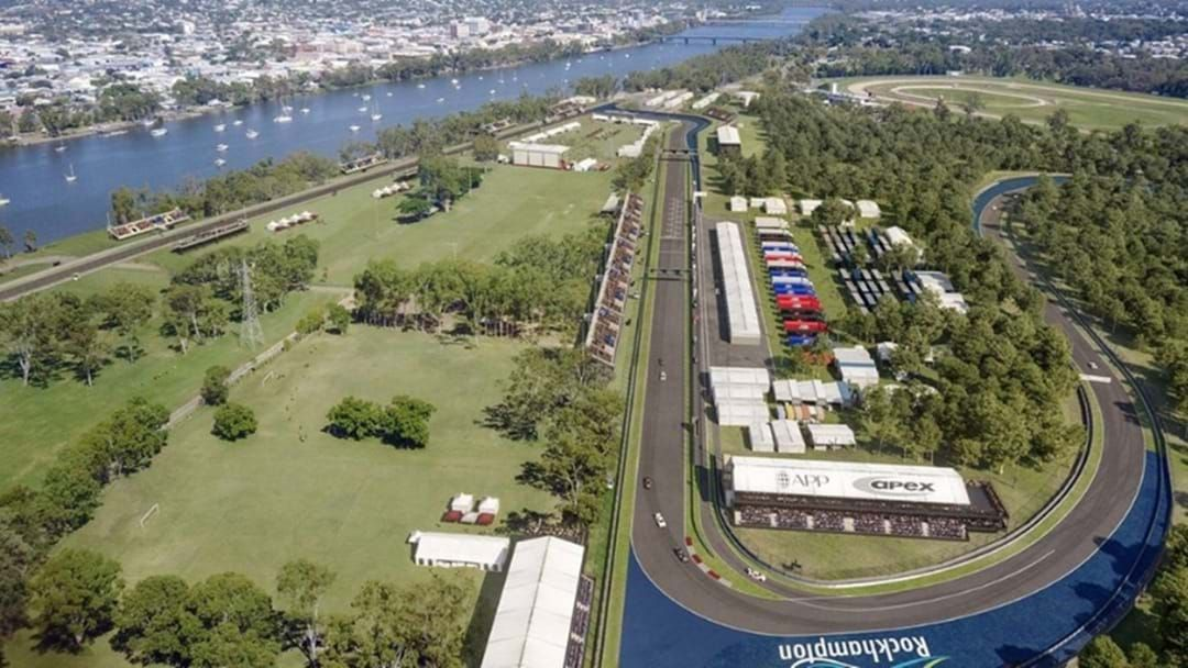 Article heading image for Rockhampton Bids To Host 2020 Supercars!