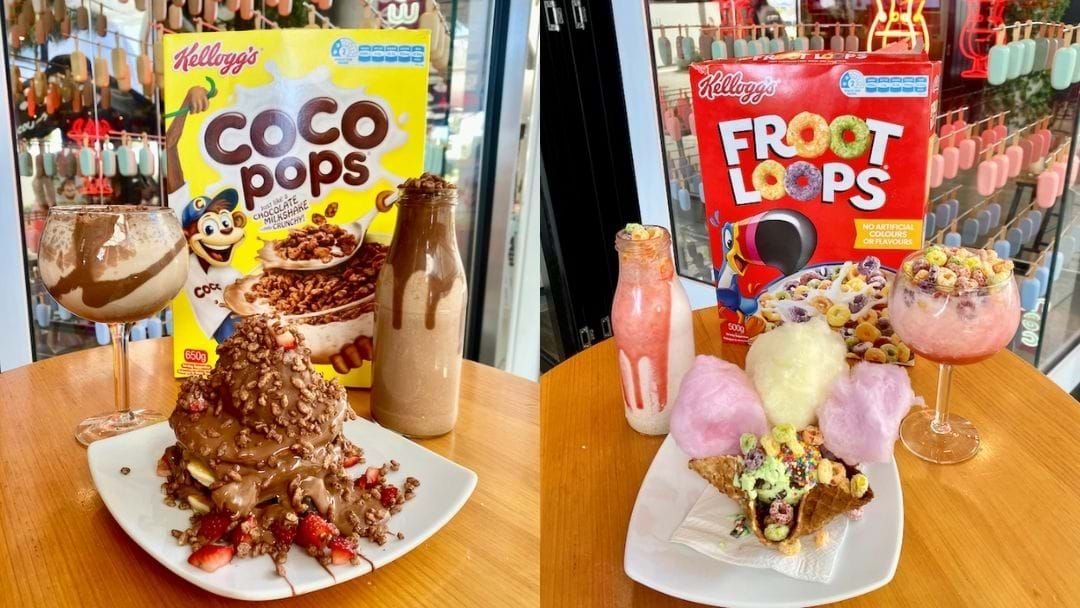 Article heading image for Stop Everything! Cowch Dessert Cocktail Bar Have Just Released A Limited Edition Cereal Dessert Menu!