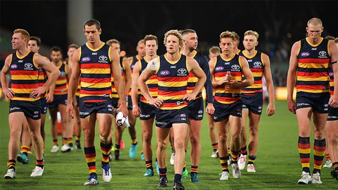 "Article heading image for Jay Clark Explains The Potential ""Significant"" Sanction Adelaide Will Face"