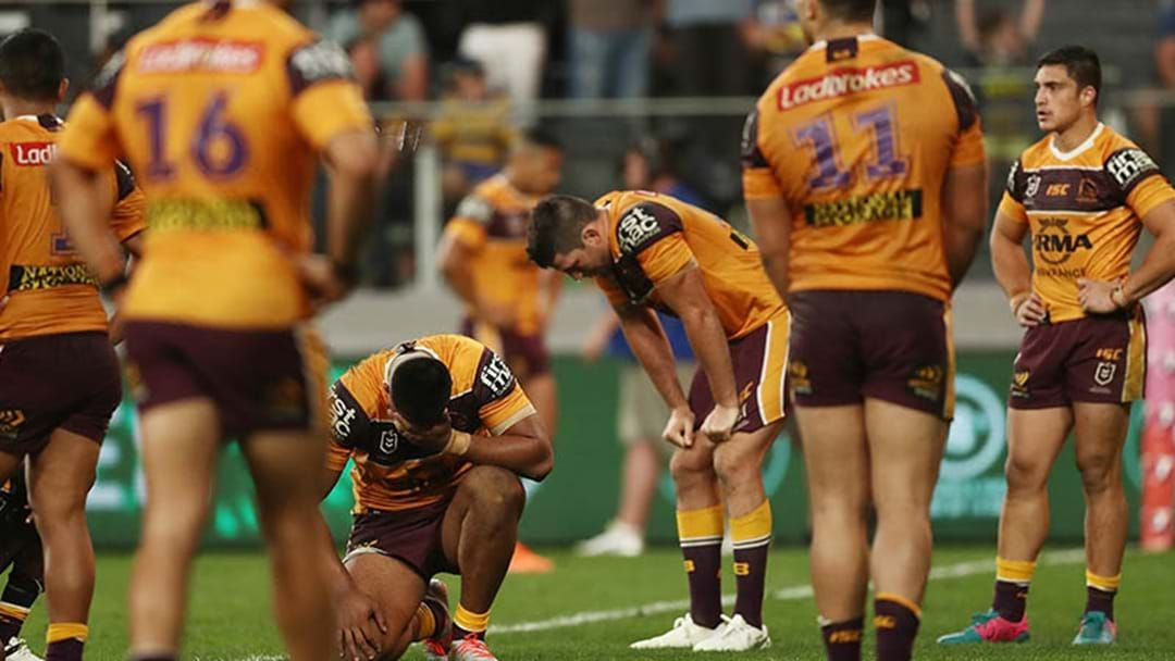 "Article heading image for ""They Need Some Honesty"": Gorden Tallis Call Bullshit On The Brisbane Broncos"