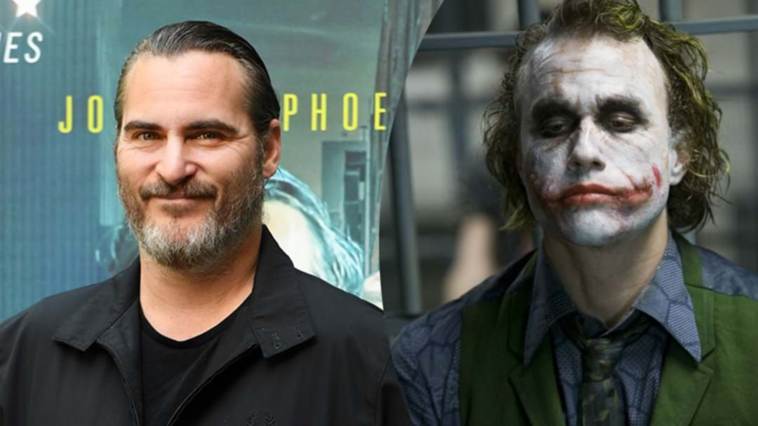 "Article heading image for Joaquin Phoenix Has Taken On The Role Of Joker For His Very ""Unique"" New Movie"