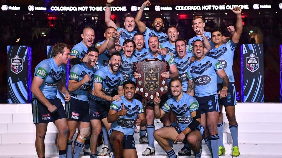 Article heading image for MG'S TRUE BLUES: 50 Days Out From Origin, MG Names His Blues Squad