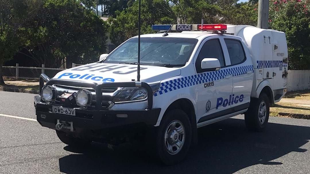 Article heading image for COFFS HARBOUR: Man Charged with Impersonating A Police Officer