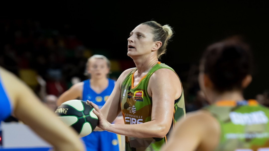 Article heading image for Suzy Batkovic Top Of The Table For WNBL Scorers