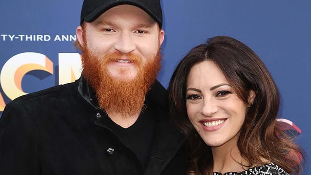 Article heading image for Eric Paslay and Wife Natalie Welcome a Baby Girl