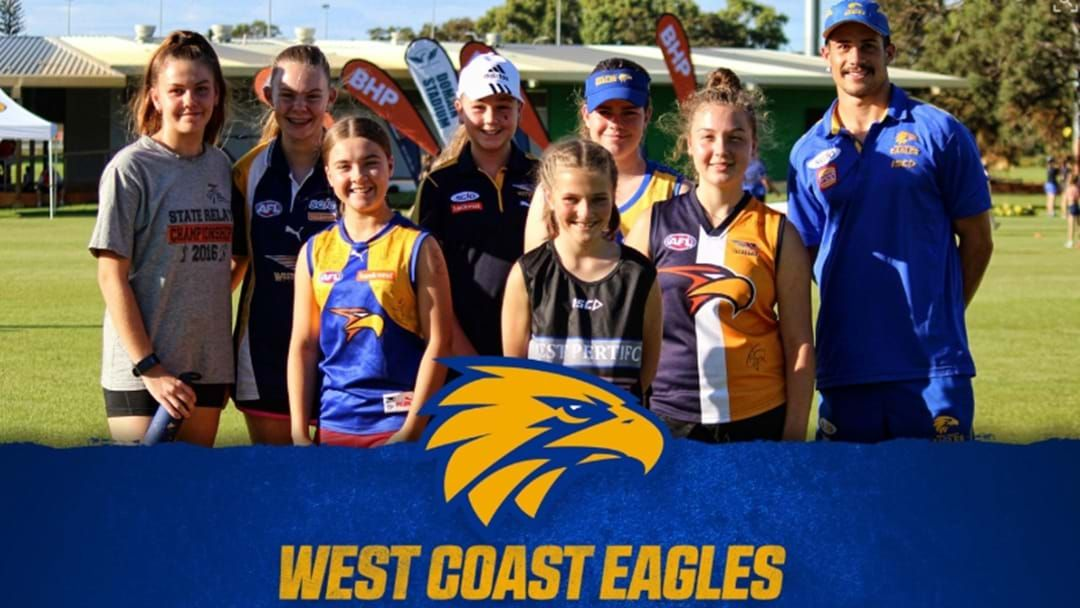 Article heading image for Think You're Good Enough To Be A West Coast Eagle?
