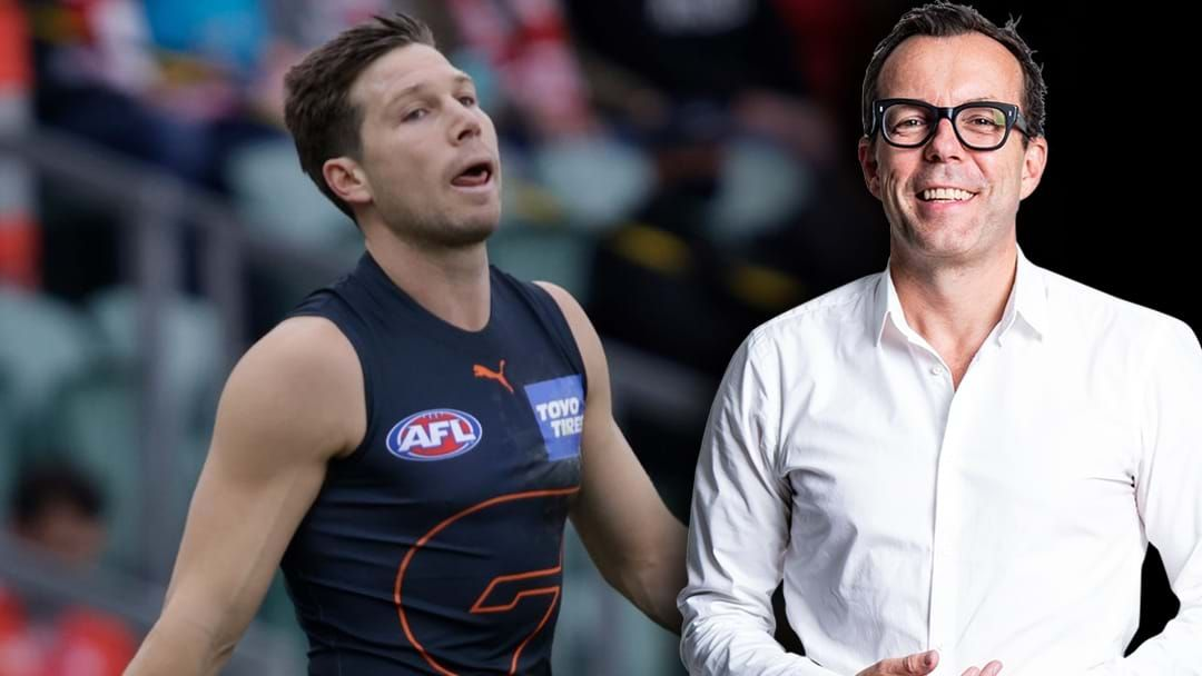 Article heading image for The Midweek Rub Debate The Toby Greene Verdict