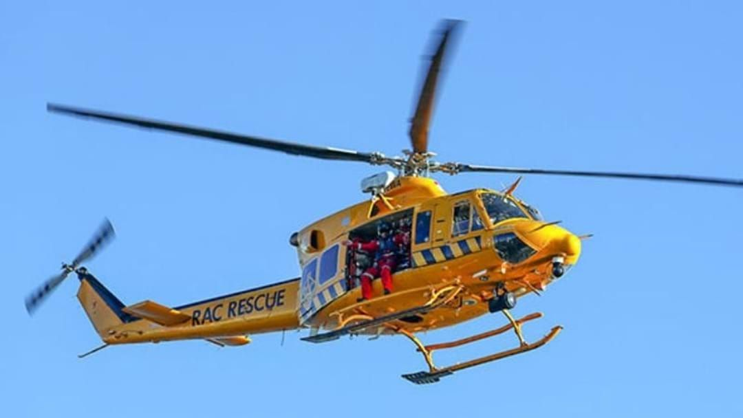 Article heading image for WA's Rescue Helicopter Partnership Is Set To Continue!