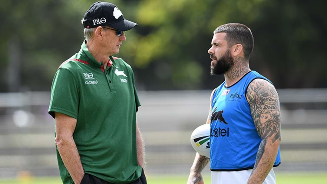 Article heading image for Adam MacDougall's Bold Claim About Wayne Bennett's Influence Over Sam Burgess' Future