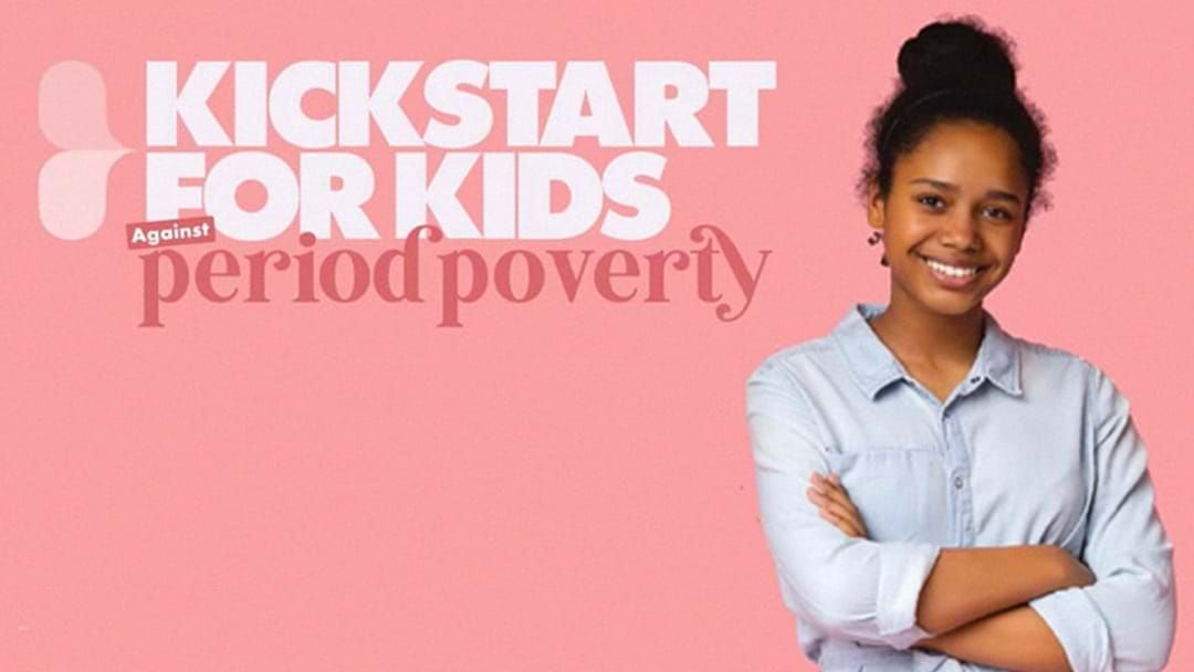 Article heading image for Bec And Ash London Join In The Fight Against Period Poverty