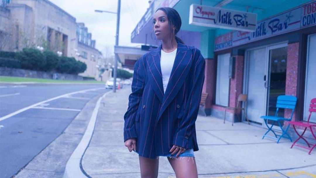 Article heading image for Here's How Kelly Rowland Maintains Her Magical Skin!