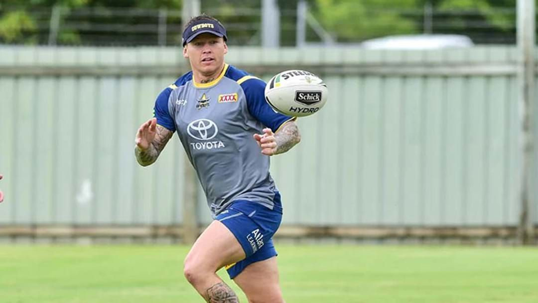 Article heading image for Cowboys Coach Paul Green Updates The Todd Carney Situation