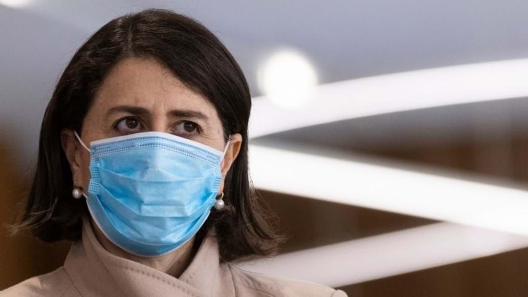 Article heading image for Berejiklian Makes A Disturbing Admission As New South Wales Covid Crisis Worsens