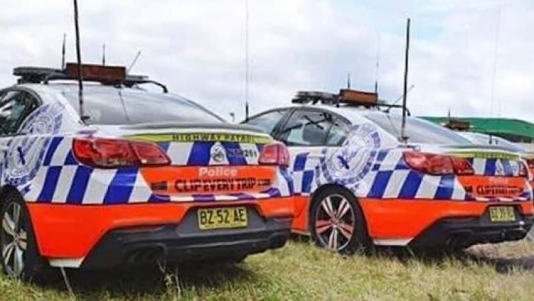 Article heading image for POLICE PURSUIT: Road Spikes Stop Holden Commodore in Coffs Coast Pursuit