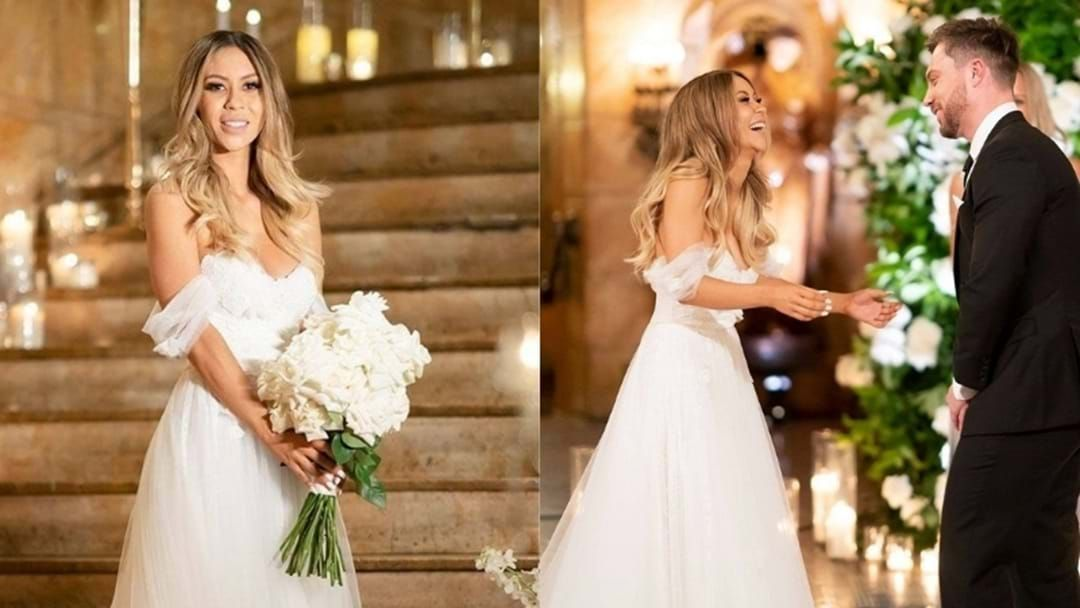 Article heading image for MAFS Alana Confirms She's Still With Jason & What The Hardest Thing About Being 'So Hot' Is!
