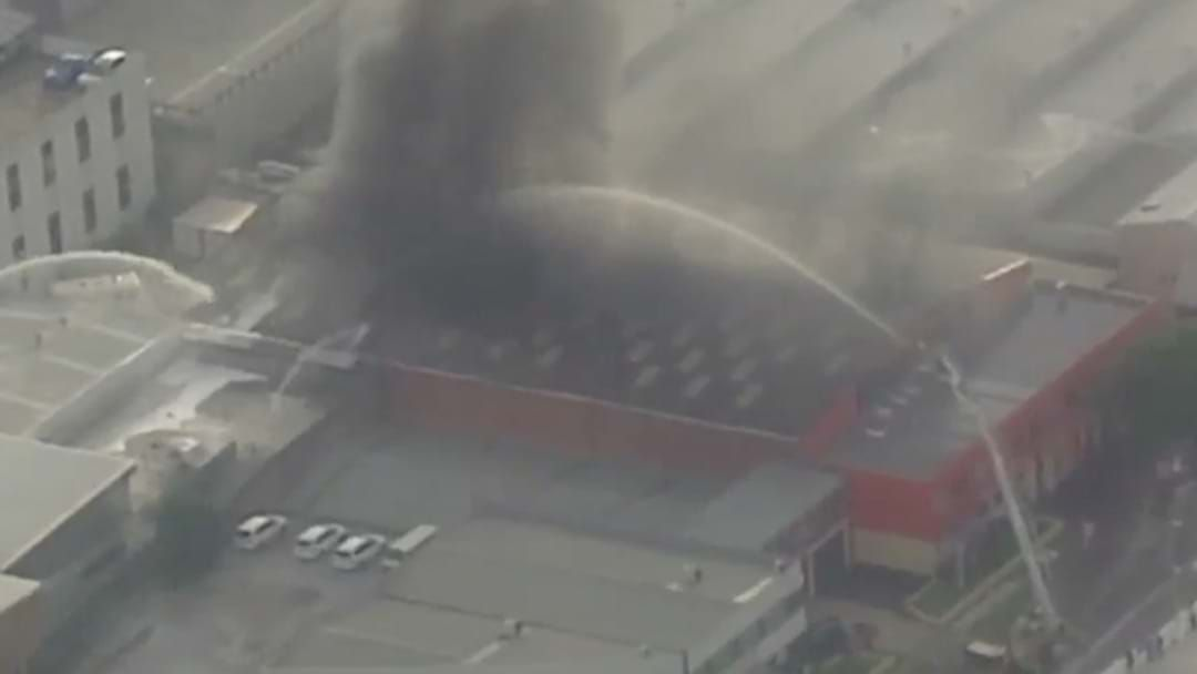 Article heading image for Beach Closed Due To Run-Off From Brookvale Storage Facility Fire