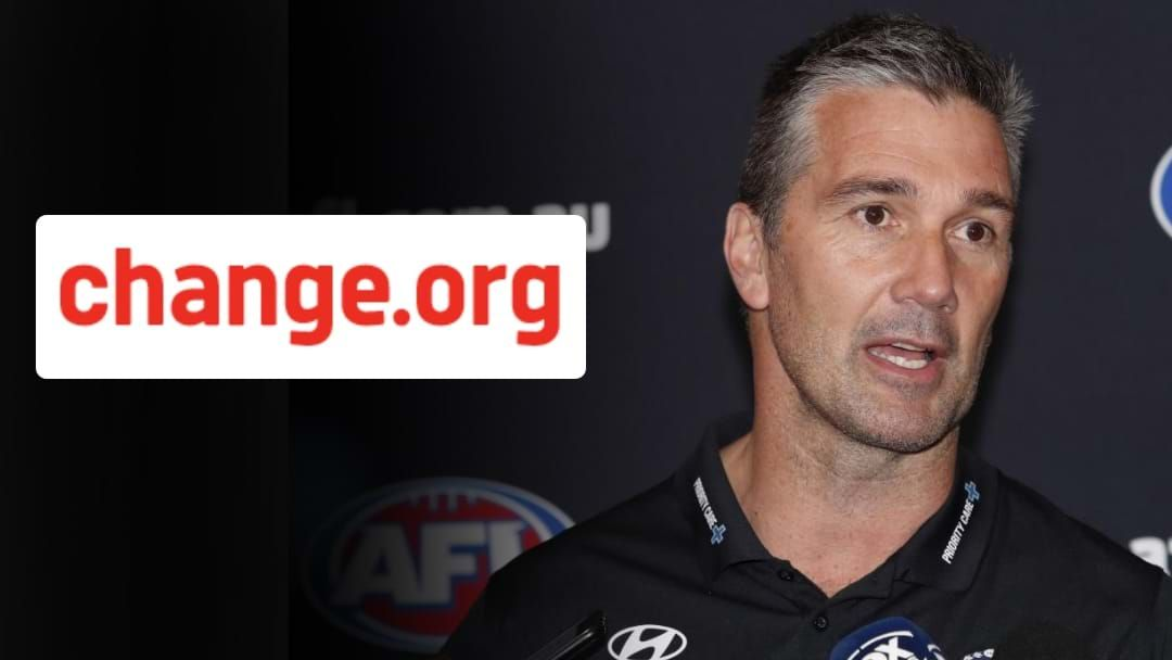 Article heading image for Someone Has Started A Petition To Keep Stephen Silvagni At Carlton