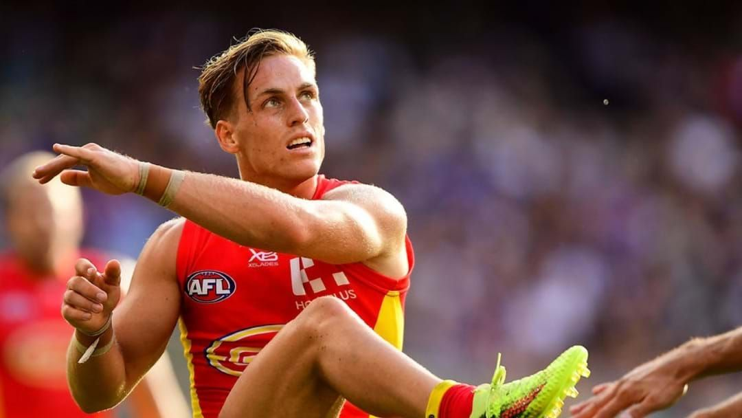 Article heading image for Gold Coast Suns player Darcy Macpherson