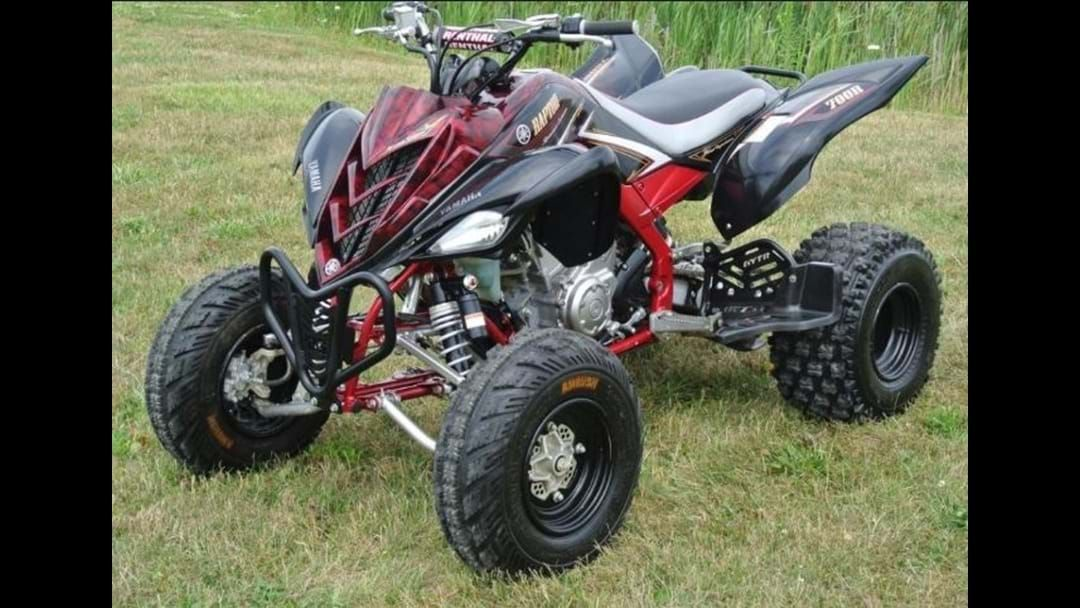 Article heading image for Quad bike allegedly stolen after guy wants a demo and just rides off instead..