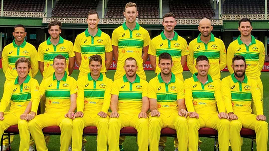 Article heading image for Fans To Choose The Men's ODI Kit For Next Summer