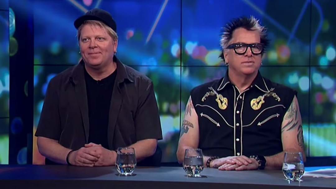 Article heading image for The Offspring Say They Had To Relearn Songs When They Decided To Play Smash In Full