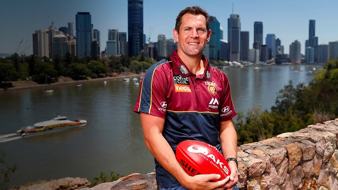 Article heading image for Luke Hodge To Return To Brisbane As A Mentoring Coach