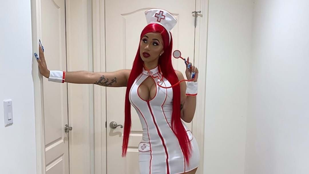 Article heading image for These Are The Very Best Celebrity Halloween Costumes Of 2019