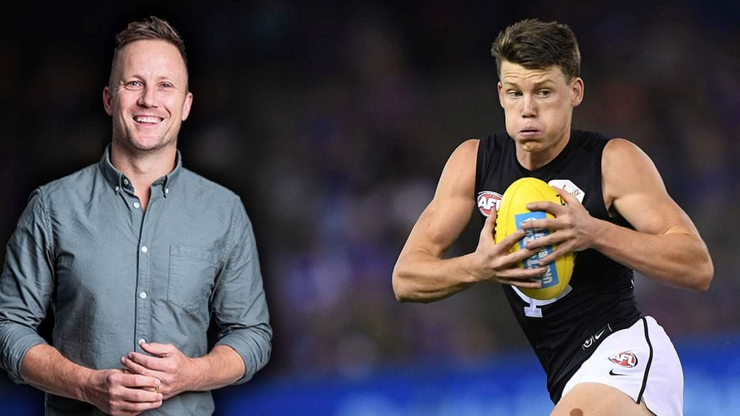 Article heading image for LISTEN | Nathan Brown Says Carlton Have 13 Potential All-Australians In Their Side