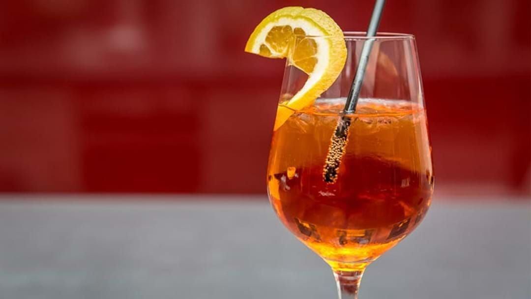Article heading image for A Pop-Up Aperol Spritz Bar Is Heading To Adelaide!