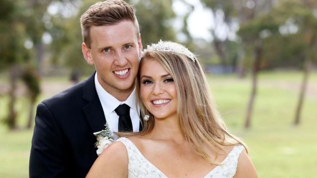 Article heading image for Georgia From MAFS Spills The Tea On Bisexual Hubby Liam