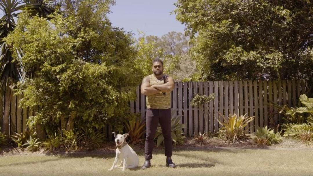 Article heading image for Sam Thaiday Fronts Council Video For Local Dog Owners