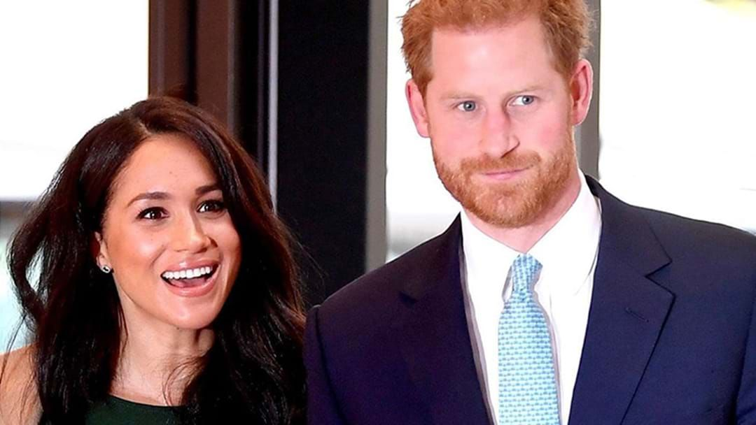Article heading image for Harry & Meghan Could Make Half A Billion A Year From Public Speaking