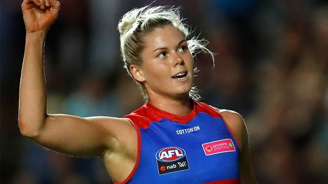 Article heading image for Katie Brennan Is Heading To The Tribunal
