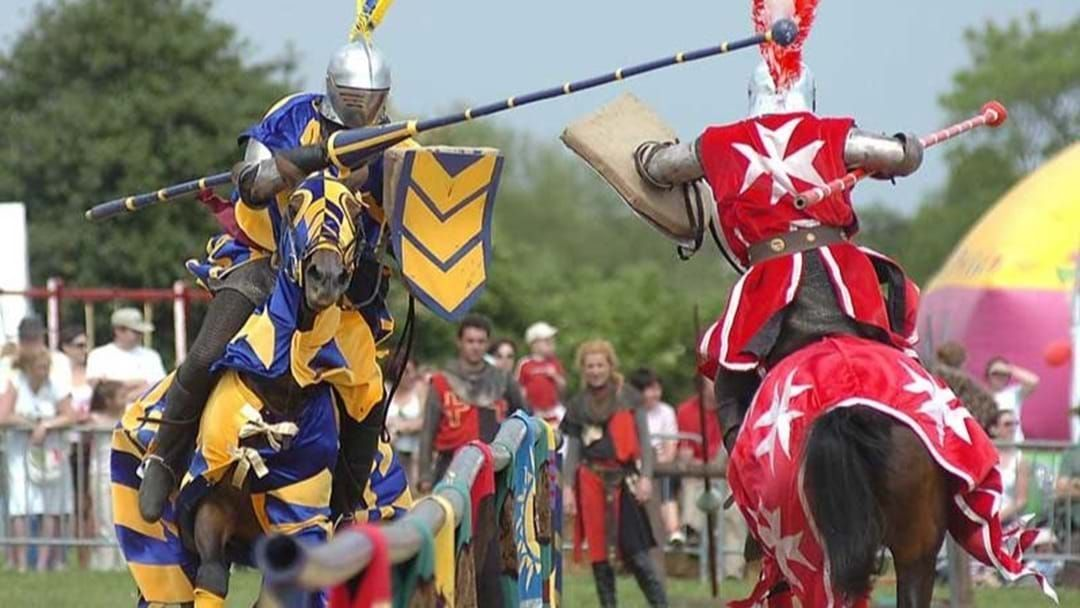 Article heading image for Warraguls Next Sporting Event Is JOUST Around The Corner...