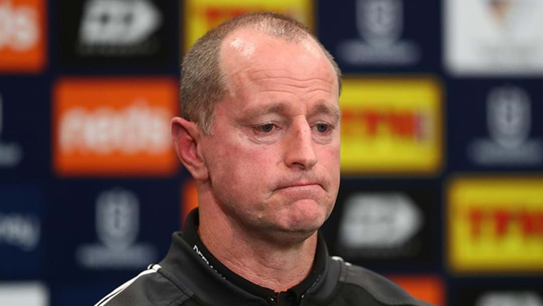 Article heading image for The Sunday Sin-Bin Discuss Michael Maguire's Future At The Wests Tigers