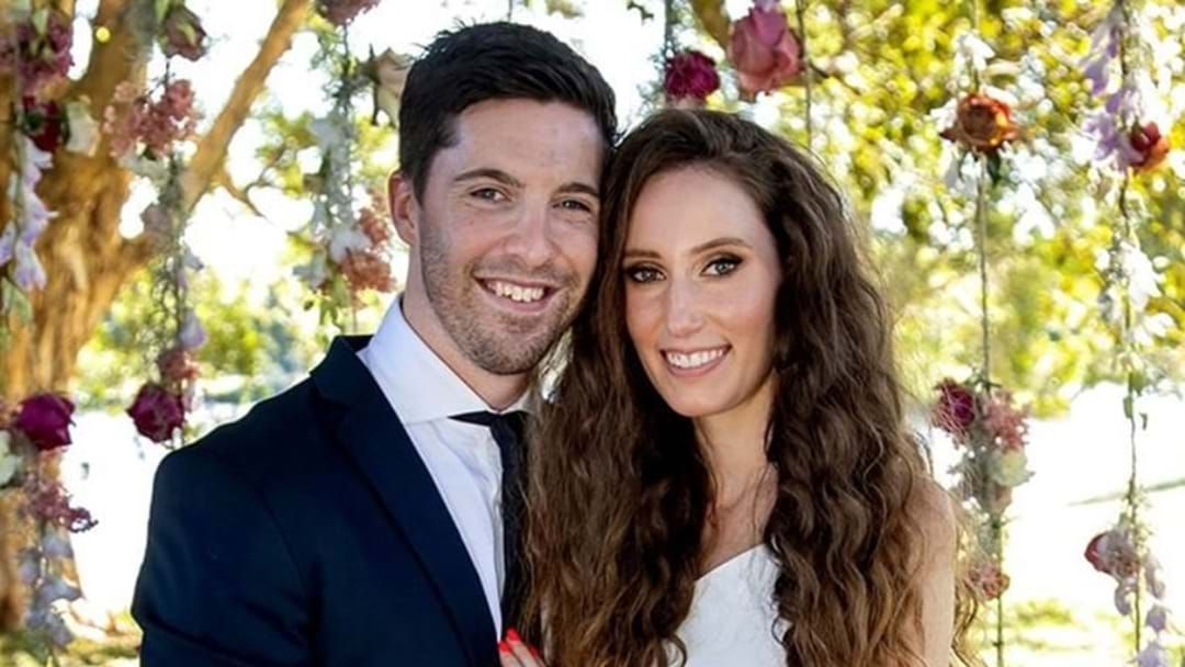Article heading image for MAFS: Belinda & Patrick Explain Why They Don't Follow Each Other On Instagram