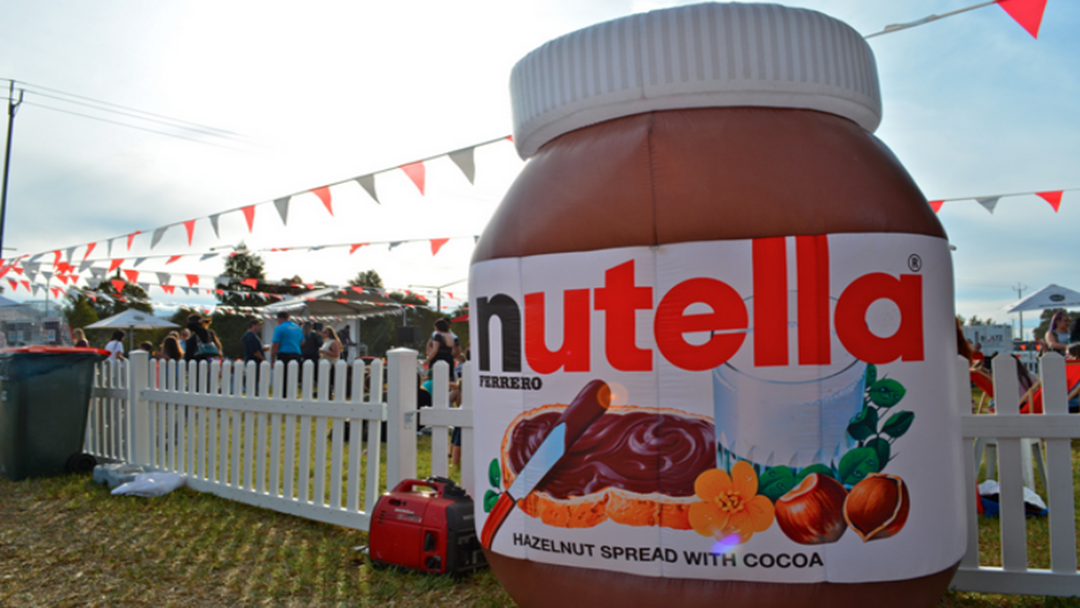 Article heading image for Nutella Palooza Returns To Adelaide In 2019