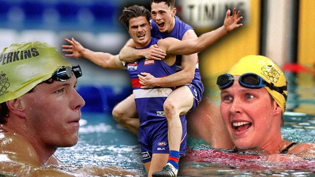 Article heading image for Dennis Cometti Picks His Three Favourite Sporting Moments That He Called