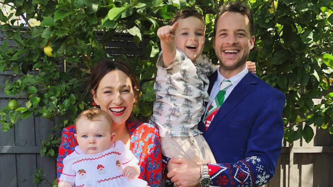 Article heading image for Zoe Foster Blake & Hamish Blake Are THE Greatest Couple of All Time, Here's The Proof
