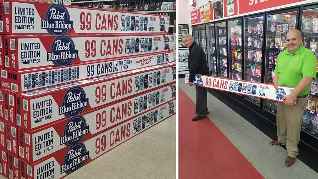 Article heading image for A Company In The US Is Producing A 99-Can Case Of Beer