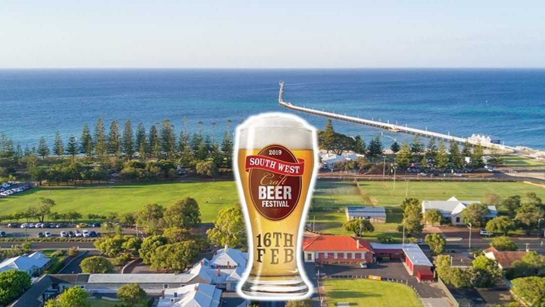 Article heading image for South West Craft Beer Festival 2019