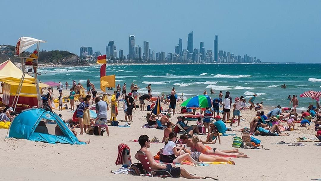 Article heading image for Could Be Perfect Weather For Christmas Day On The GC