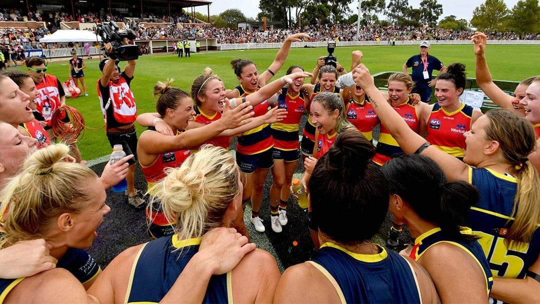 Article heading image for Everything You Need To Know About The AFLW Preliminary Final This Weekend!