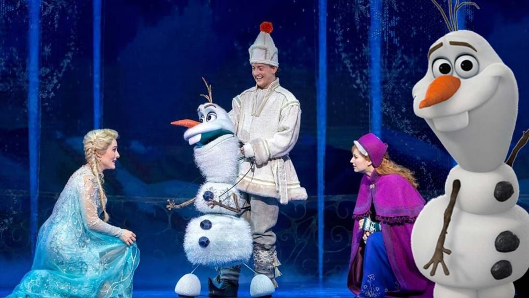 Article heading image for Matt Lee Weighs In On Frozen's Olaf Getting His Own Spin Off Movie
