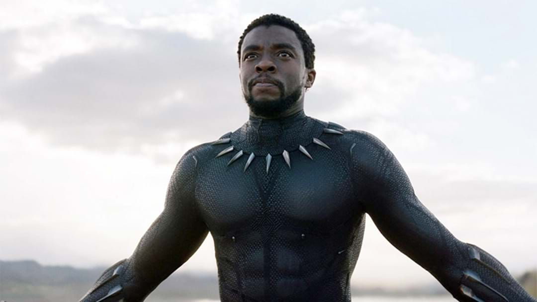Article heading image for Paying Tribute to Chadwick Boseman