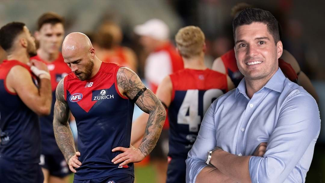 Article heading image for LISTEN | Joey Montagna Believes The Dees Will Jump Up The Ladder In 2020